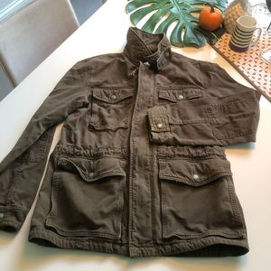 American Eagle Cargo Jacket size Small